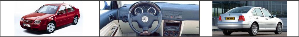 Volkswagen Bora Çıkma Parça