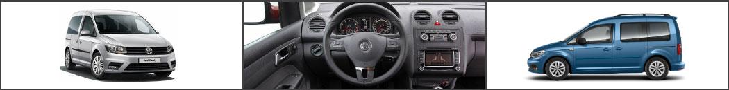 VW Caddy Çıkma Parça