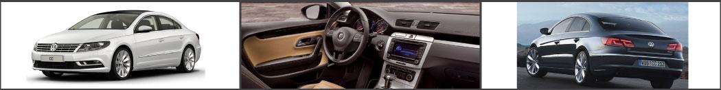 VW CC Çıkma Parça