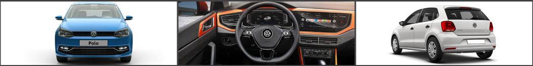 VW Polo Çıkma Parça