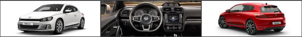 VW Scirocco Çıkma Parça