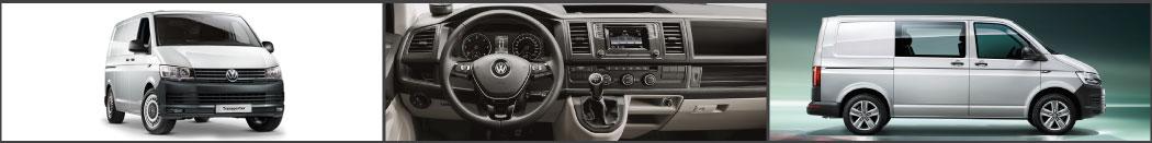 VW Transporter Çıkma Parça