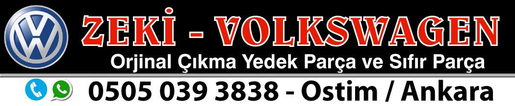 Zeki Volkswagen - Logo