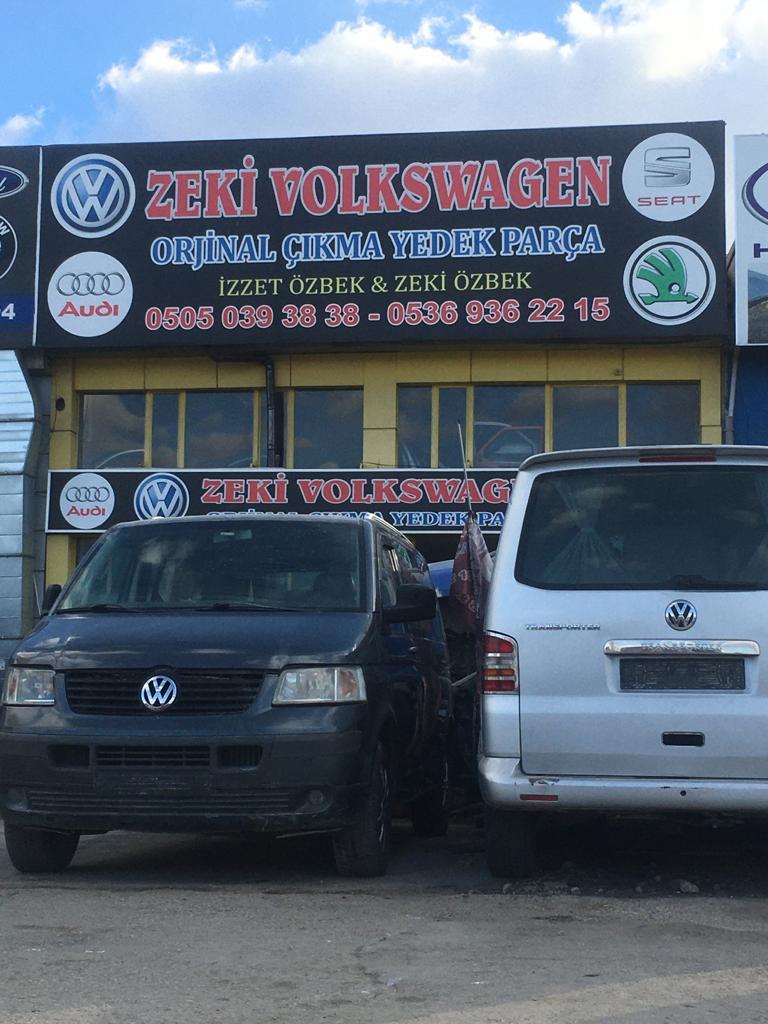 Zeki Volkswagen - Dükkan 03