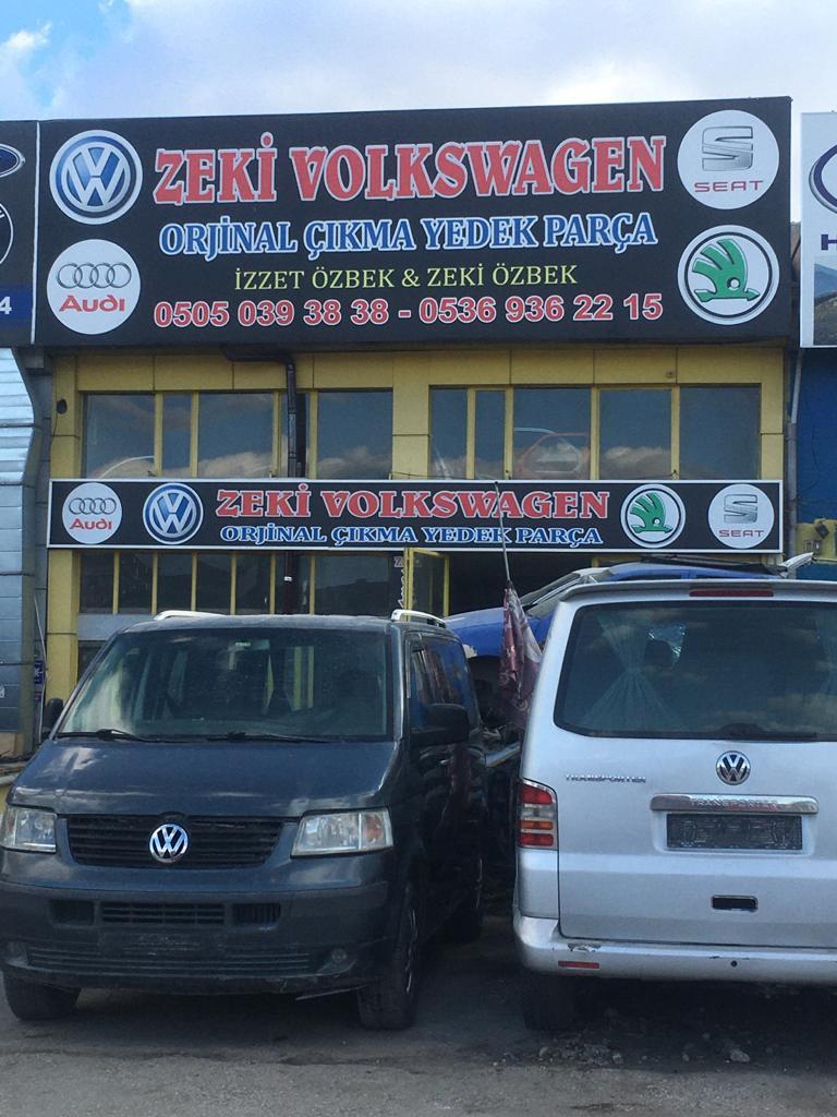 Zeki Volkswagen - Dükkan 01