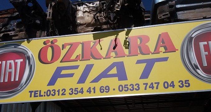 Fiat Çıkma Parça,Özkara Fiat, Fiat Yedek Parça